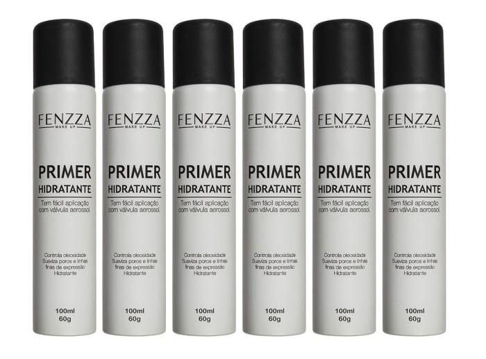 Kit C/6 Un - Primer Hidratante 100ml - Fenzza - FZ33004 (big)