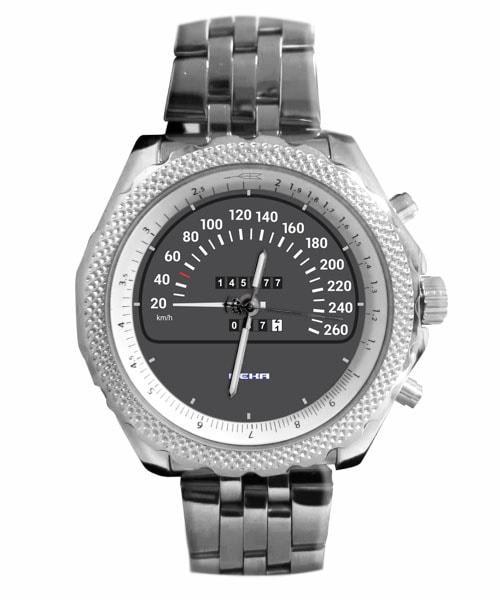 Velocímetro Carro Antigo 07 Relógio Masculino 5276 (0)