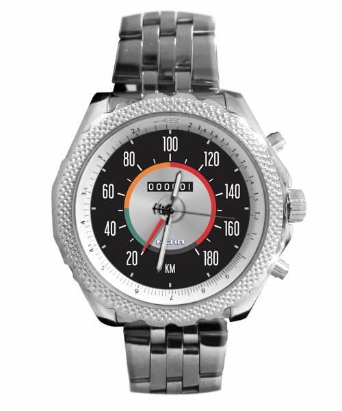 Velocímetro Carro Antigo 10 Relógio Masculino 5276 (0)