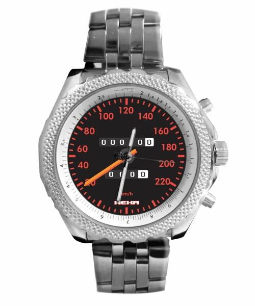 Velocímetro Carro Antigo 02 Relógio Masculino 5276 (0)