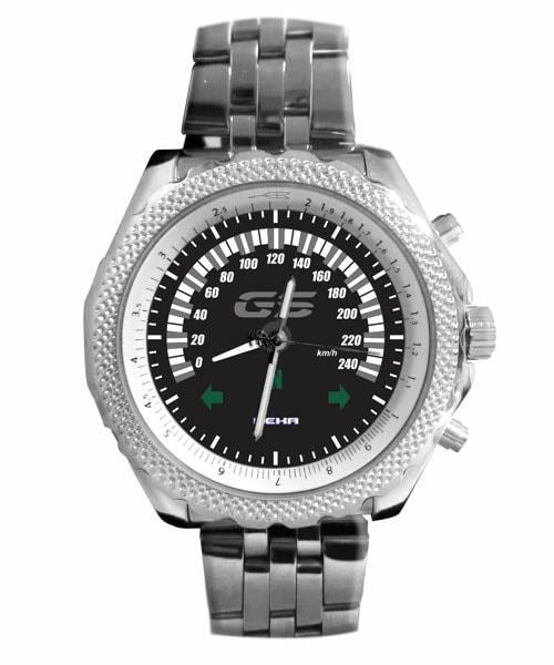 Velocímetro BMW GS F-800 Relógio Personalizado Masculino 5276 (0)