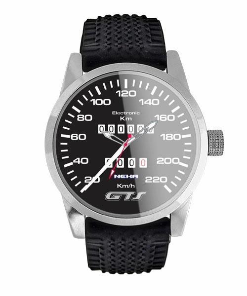 Relógio de Pulso Personalizado Painel Velocímetro Gol GTS 5028 (0)