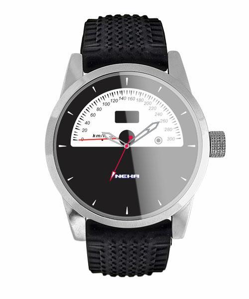Relógio Personalizado Velocímetro Marea Turbo 5028 (0)