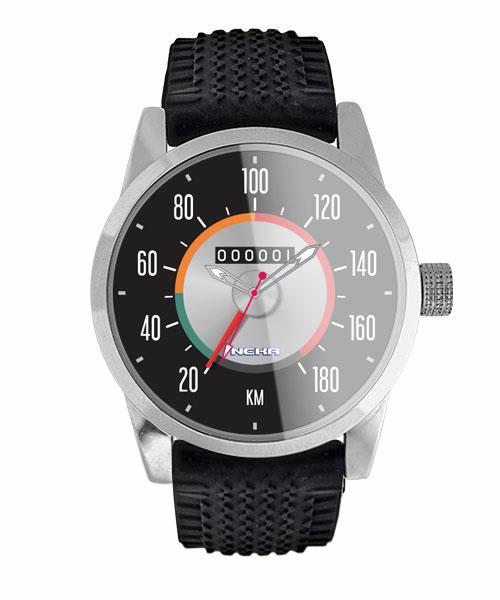 Velocímetro Carro Antigo 10  Relógio Personalizado 5028 (0)