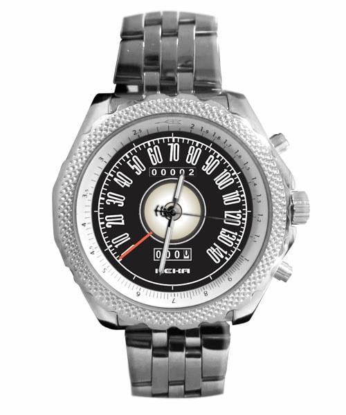 Relógio Masculino Personalizado Velocímetro Mustang Shelby 5276 (0)