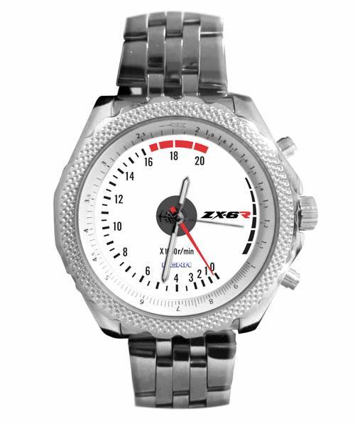 Relógio Masculino Personalizado RPM Kawasaki ZX6R 5276 (0)