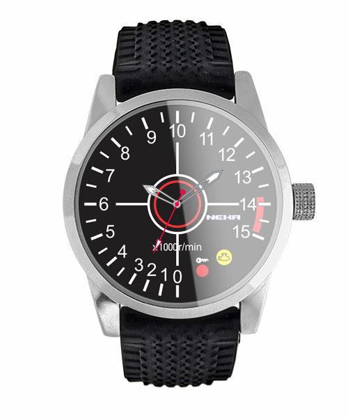 Velocímetro Yamaha R1 Relógio Masculino 5028 (0)