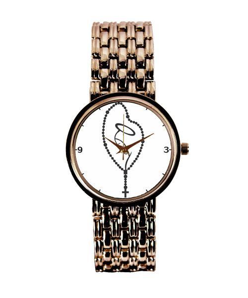 Relógio Feminino Cobre Terço 3330 (0)