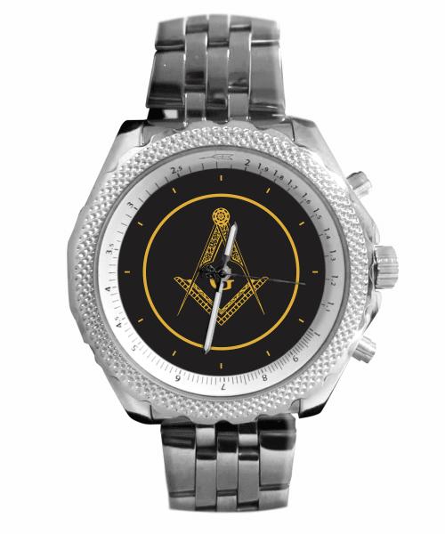 Relógio Personalizado Maçonaria 5276 (0)
