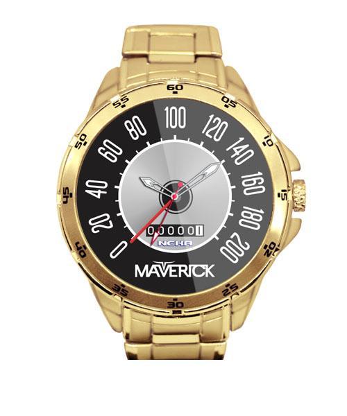 Velocimetro Ford Maverick Relogio Dourado 5776 (0)