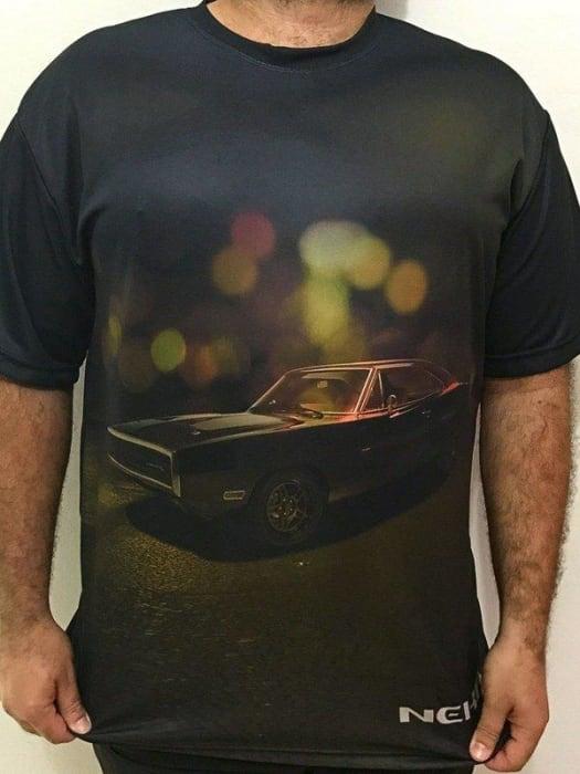 Camiseta Neka Dodge Charger RT  (0)