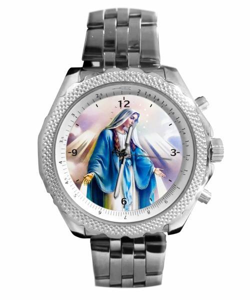 Nossa Senhora das Graças Relógio Personalizado 5276 (0)