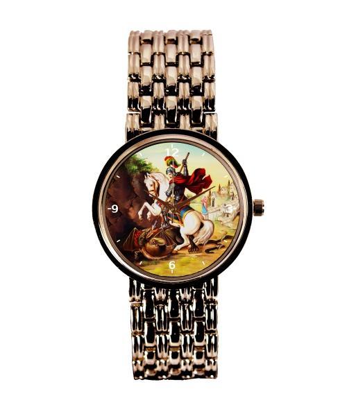 São Jorge Relógio Personalizado Feminino Cobre 3330 (0)