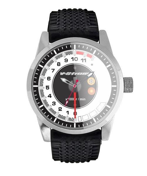 RPM V-Strom Relógio Personalizado Moto 5028 (0)