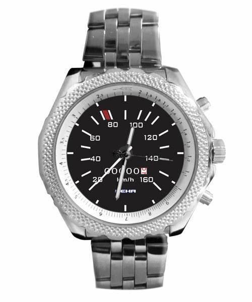 Fusca Itamar Velocímetro Relógio Masculino Personalizado 5276 (0)