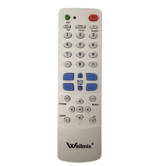Controle Remoto Universal F2100 16cm Wellmix (big)