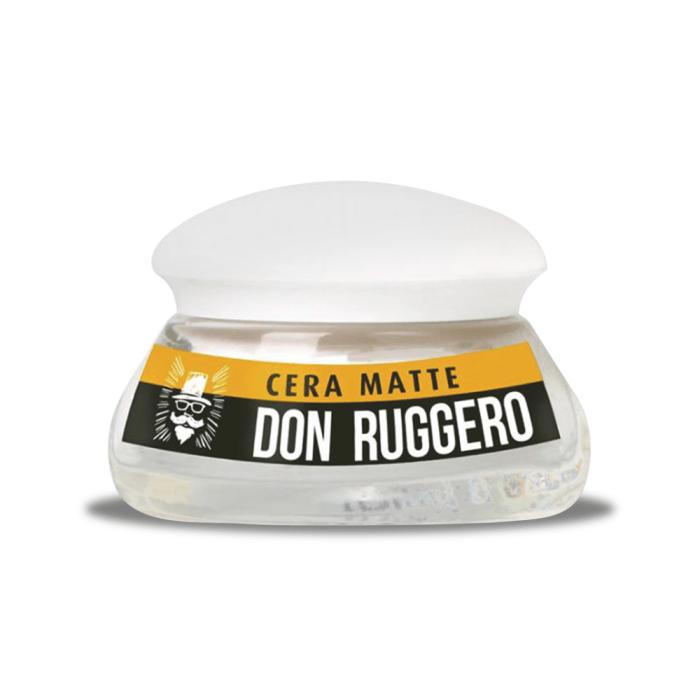 Cera Matte Efeito Seco Don Ruggero - 70g