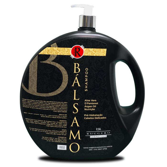 Shampoo Lavatório Bálsamo Prime - 2,5L