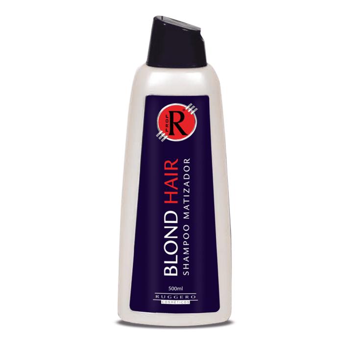 Shampoo Matizador Blond Hair - 500ml