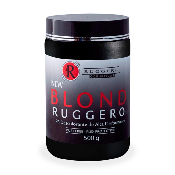 new blond white ruggero