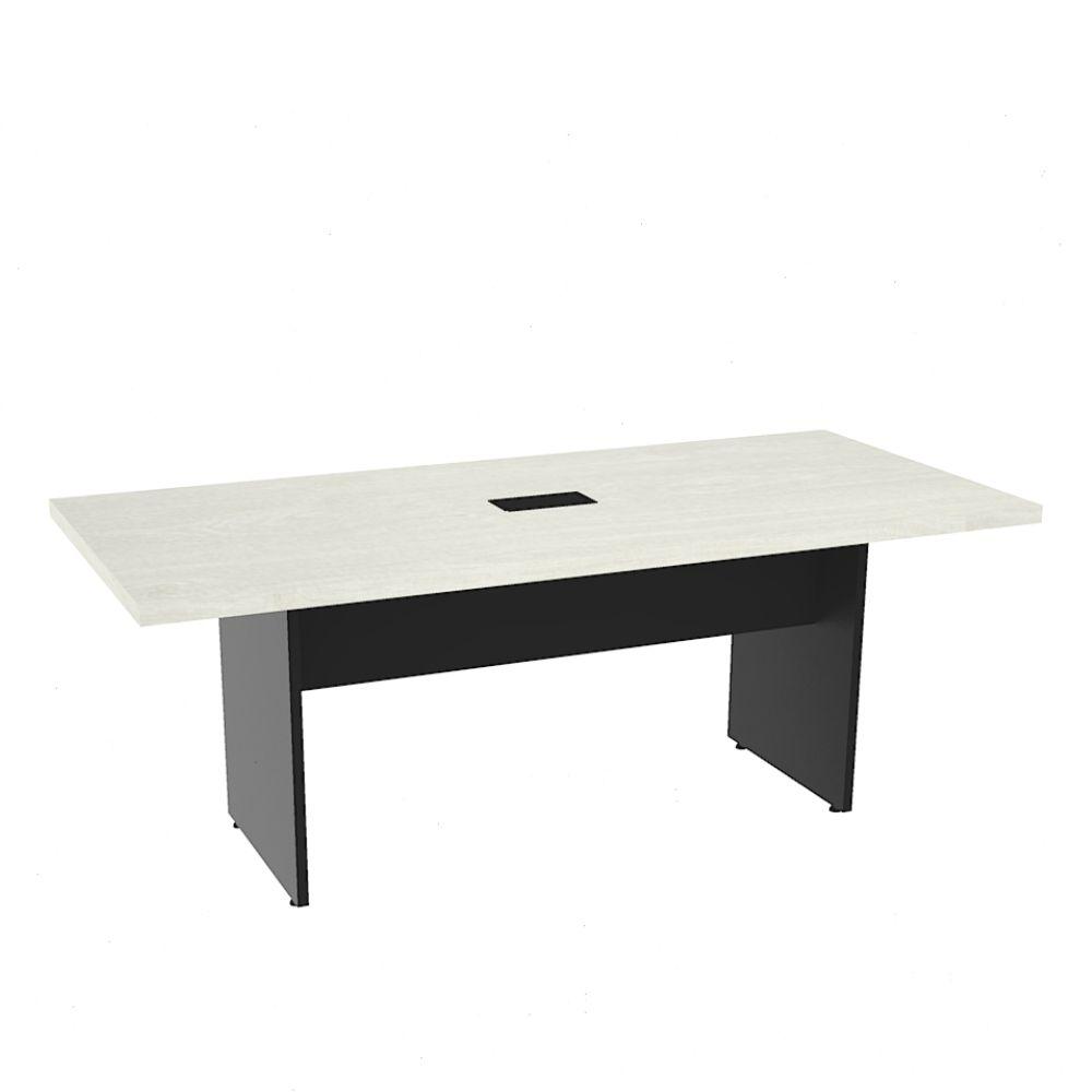 mesa de reuniao-start-com-tomada-carvalho