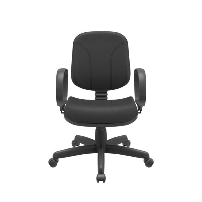 cadeira diretor operativa tecido preto