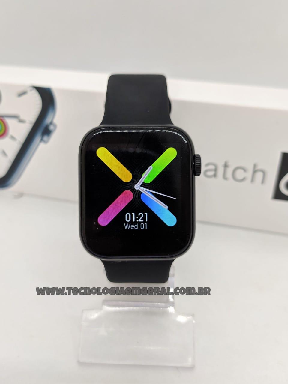 Relógio Smartwatch Watch 6.