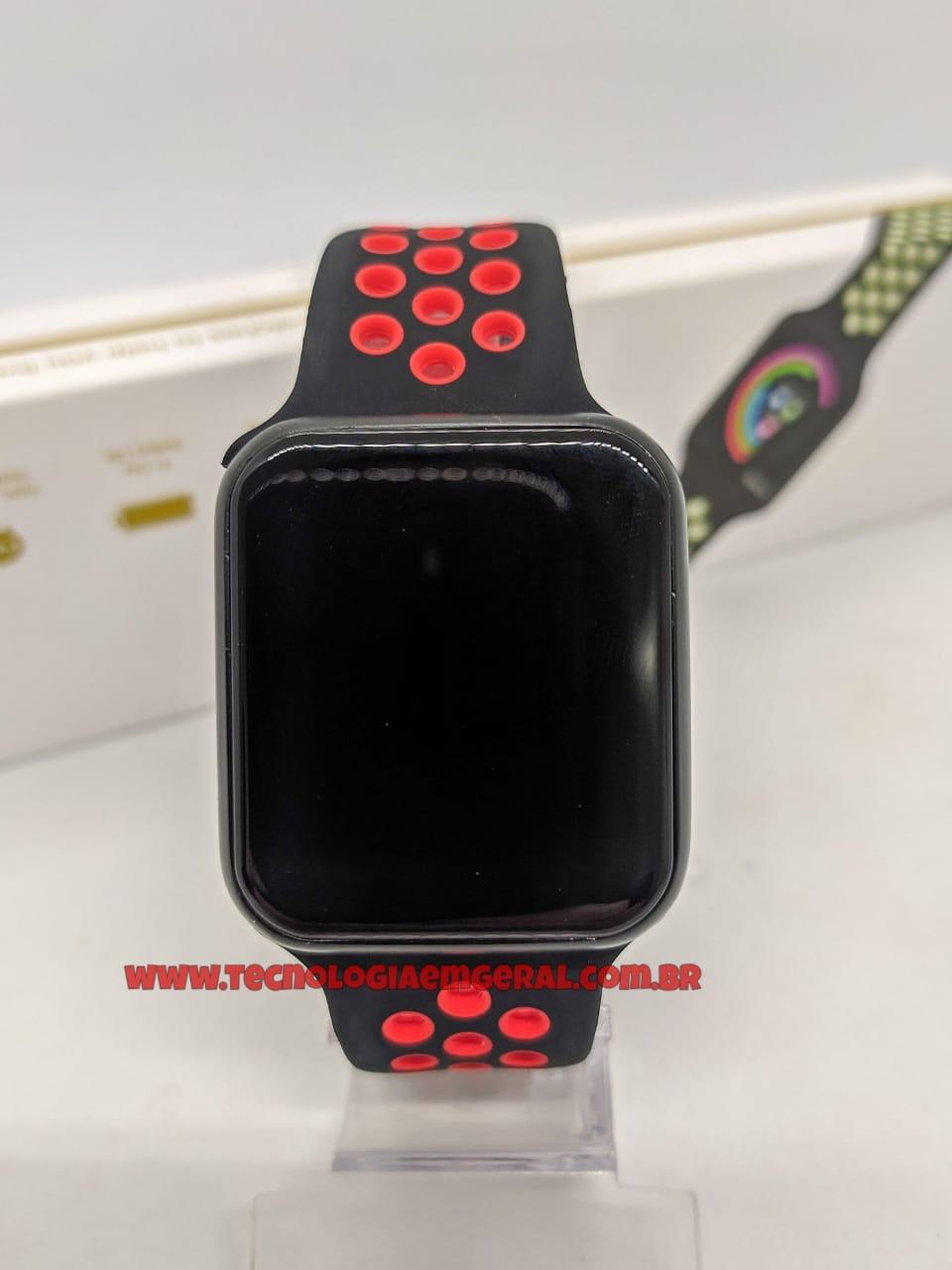 Relógio Smartwatch F8-Preto