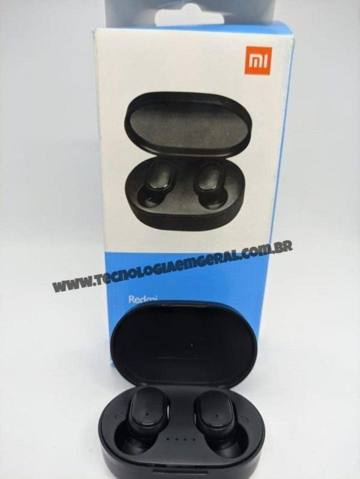 Fone De Ouvido Xiaomi Redmi Airdots - Primeira Linha