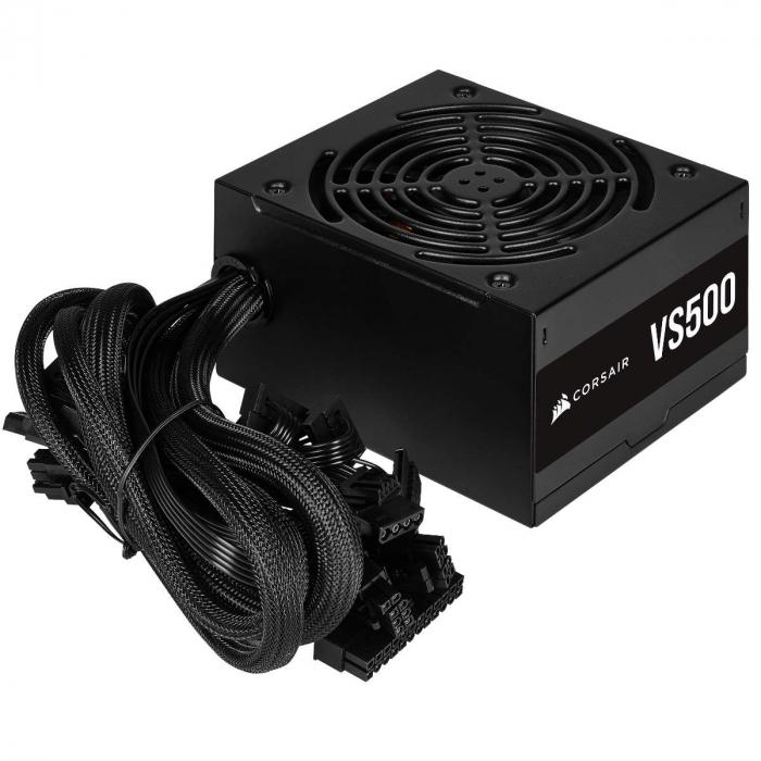 FONTE ATX 500W - VS500