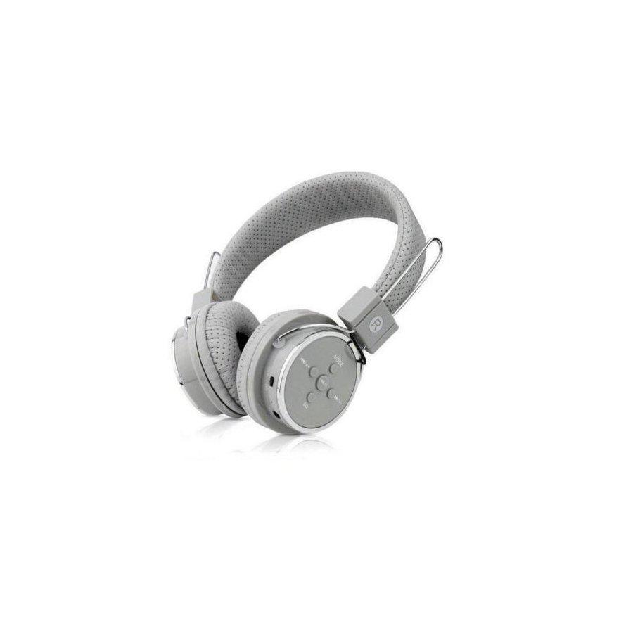 Fone De Ouvido B05 Wireless Mp3 Fm Bluetooth Cinza