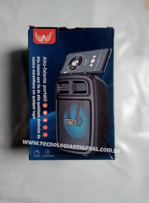 Caixa de Som Bluetooth Altomex 7113