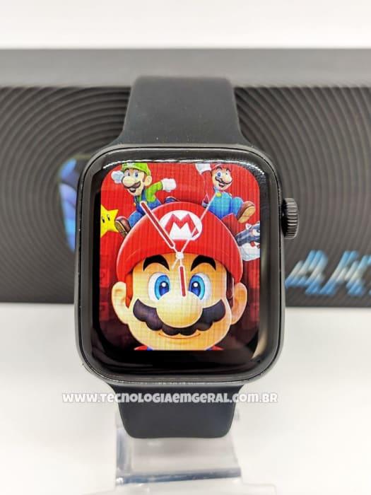 Relógio Smartwatch AK88 - Preto...